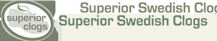 Superior Swedish Clogs